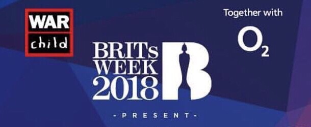 BRITs week War Child shows are coming…